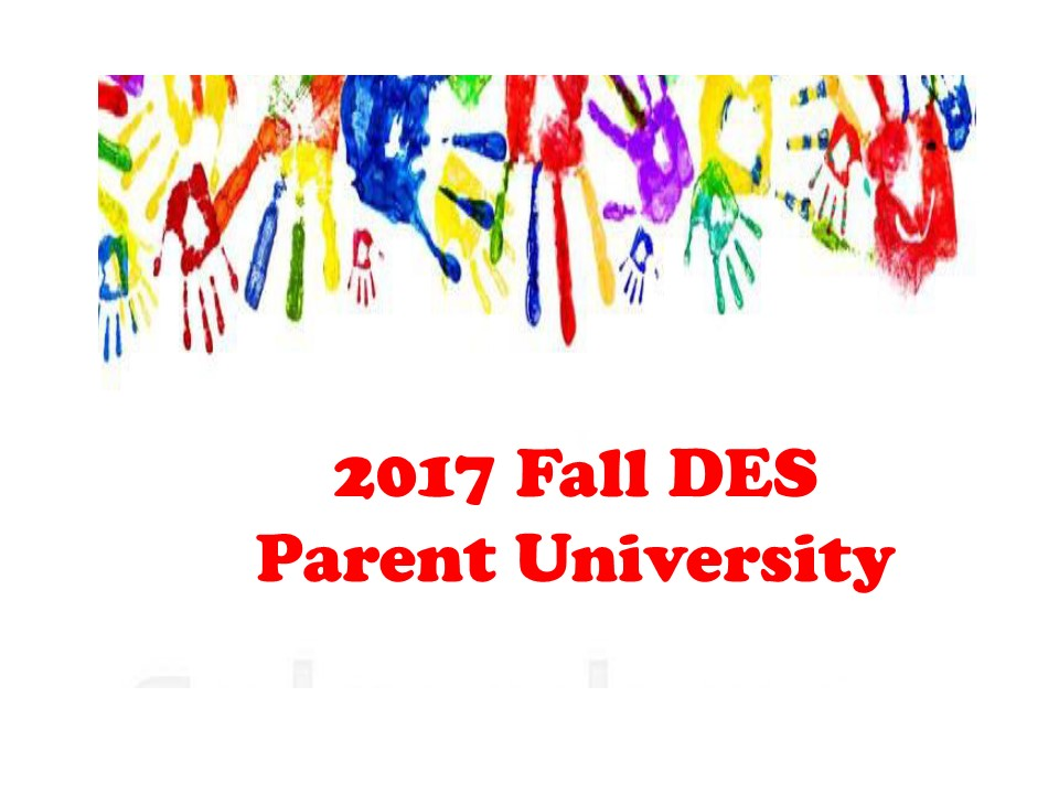 DES Parent University